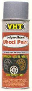 VHT - VHT Gloss Black Polyurethane Wheel Paint - 11 oz. Aerosol Can