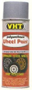 VHT - VHT Match Ford Argent Silver Polyurethane Wheel Paint - 11 oz. Aerosol Can