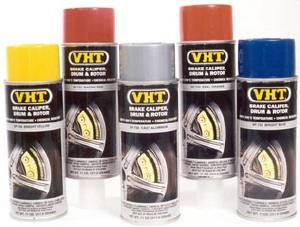 VHT - VHT Real Orange Brake Caliper - Drum & Rotor Paint - 11 oz. Aerosol Can