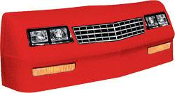 Allstar Performance - Allstar Performance 1983-88 Monte Carlo Nose - Red