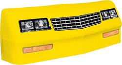 Allstar Performance - Allstar Performance 1983-88 Monte Carlo Nose - Yellow