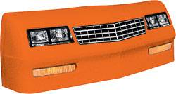 Allstar Performance - Allstar Performance 1983-88 Monte Carlo Nose - Orange