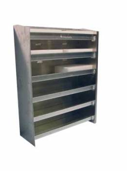 Pit Pal Products - Pit Pal Horizontal Quick Change Gear Storage Rack