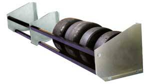 Pit Pal Products - Pit Pal Telescoping Karting Tire Rack