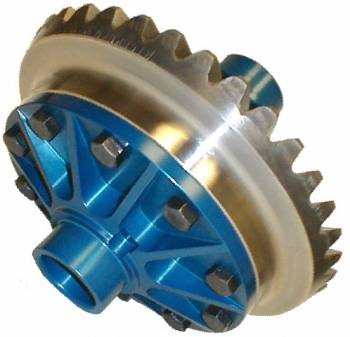 "Richmond Gear - Richmond ""Lite"" Ring & Pinion Set - 6.83 Ratio, 41-6 Teeth, Ford 9, Lightened"