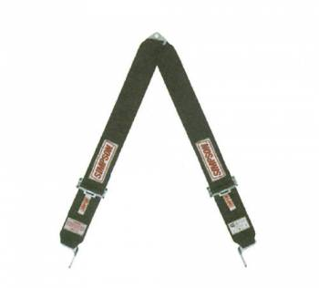 """Simpson Race Products - Simpson 3"""" Rollbar Mount """"V"""" Shoulder Harness - Bolt-In - For Latch & Link Type Restraint Systems"""