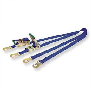 Simpson Race Products - Simpson Ratchet Tie-Downs - (Set of Two)