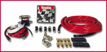 QuickCar Racing Products - QuickCar Late Model Wiring Kit w/ 50-010 Panel