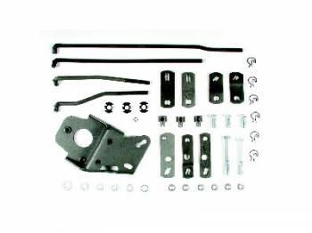 Hurst Shifters - Hurst Shifter Installation Kit - Installation Kit Fits: Muncie Transmission Codes 451/452/453 - GM Borg-Warner T-10 Transmission Code 410 and Richmond/Borg-Warner Super T-10 Transmission Code 454