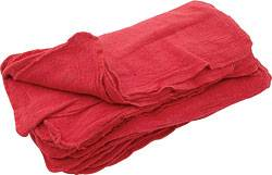 Allstar Performance - Allstar Performance Shop Towels (Red) - (25 Pack)