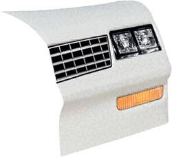 Allstar Performance - Allstar Performance 1983-88 Monte Carlo SS Nose - White - Right (Only)