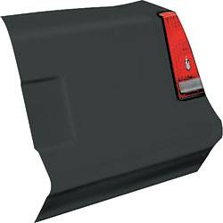 Allstar Performance - Allstar Performance 1983-88 Monte Carlo SS Tail - Black - Left (Only)