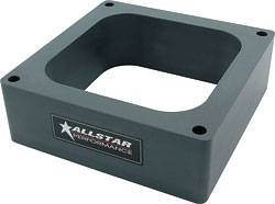 "Allstar Performance - Allstar Performance Holley 4500 Open Carb Spacer - 1"" Thick"