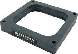 "Allstar Performance - Allstar Performance Holley 4500 Open Carb Spacer - 2"" Thick"