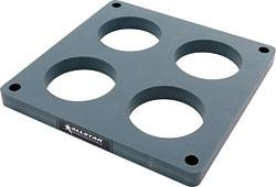 "Allstar Performance - Allstar Performance Holley 4500 4-Hole Carb Spacer - 2"" Thick"