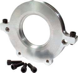 Allstar Performance - Allstar Performance SB Chevy Rear Main Seal Adapter for Late (87-Up) Oil Pan