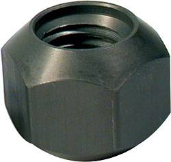"Allstar Performance - Allstar Performance Aluminum Double Chamfered Lug Nut - 5/8""-11 - (10 Pack)"