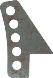 Allstar Performance - Allstar Performance Trailing Arm Bracket (Each)