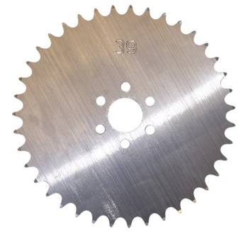 Tanner Racing Products - Tanner 34 Tooth Quarter Midget, Kart Engine Sprocket