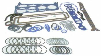 AFM Performance Equipment - AFM Performance Moly Engine Re-Ring Kit - SB Chevy 350 - 67-85