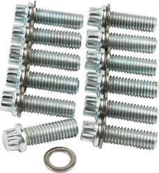 Allstar Performance - Allstar Performance Intake Manifold Bolt Kit - SB Chevy - 12 Pt - (12 Pack)