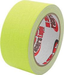 "ISC Racers Tape - ISC Racers Tape - 2"" - Fluorescent Yellow - 45 Ft."