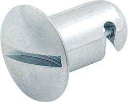 "Allstar Performance - Allstar Performance Oval HeadQuick Turn Fastener- .550"" Long - (50 Pack)"