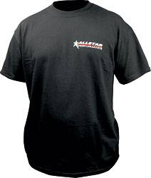 Allstar Performance - Allstar Performance T-Shirt - Black - Large