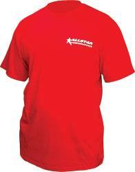 Allstar Performance - Allstar Performance T-Shirt - Red - X-Large