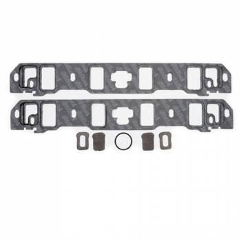 """Edelbrock - Edelbrock Intake Manifold Gaskets - Composite - 2.0"""" x 1.2"""" Port - .060"""" Thick - SB Ford 260, 289, 302"""