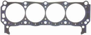 "Fel-Pro Performance Gaskets - Fel-Pro Perma Torque Head Gasket (1) - Composition Type - 4.100"" Bore - .041"" Compressed Thickness - 1962-82 SB Ford, 351W"