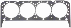 "Fel-Pro Performance Gaskets - Fel-Pro Perma Torque Head Gasket (1) - Composition Type - 4.180"" Bore - .039"" Compressed Thickness - SB Chevy"
