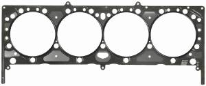 "Fel-Pro Performance Gaskets - Fel-Pro Perma Torque MLS Head Gasket (1) - 4.200"" Bore - .040"" Compressed Thickness - SB Chevy"