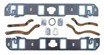 "Fel-Pro Performance Gaskets - Fel-Pro Printoseal Performance Intake Manifold Gaskets - Composite - 2.00"" x 1.20"" Port - Ford 260, 289, 302, 351W"