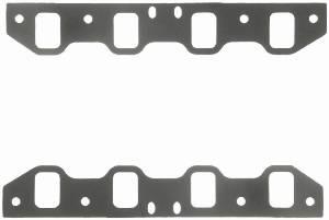 "Fel-Pro Performance Gaskets - Fel-Pro Intake Manifold Gaskets - Uncoated - Ford SVO 351 Head #M6049-C3 SVO ""Yates"" - 1.35"" x 1.95"" Ports - .030"" Thick"