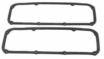 "Fel-Pro Performance Gaskets - Fel-Pro Fel-Coprene Valve Cover Gaskets - Fel-Coprene - Rubber - Ford, Lincoln, Mercury 302 Boss, 351C, M, 400 - 1, 8"" Thick"