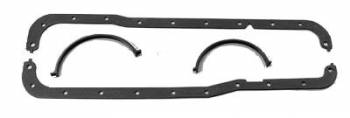 "Fel-Pro Performance Gaskets - Fel-Pro Rubber, Steel Core Oil Pan Gaskets - Multi-Piece - Ford 1969-93 351W SVO - 3/ 32"" Thick"