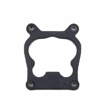 "Fel-Pro Performance Gaskets - Fel-Pro Carburetor Insulator Gasket - Insulator Gasket - 1/4"" Thick - Open Plenum"