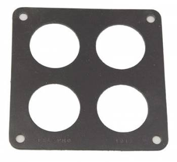 Fel-Pro Performance Gaskets - Fel-Pro Carburetor Mounting Gaskets - Paper - Holley 4-Barrel - 4500 4-Hole