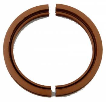 Fel-Pro Performance Gaskets - Fel-Pro Rear Main Bearing Seal - Fluoroelastomer - 2-Piece Type - SB Chevy V8, L6, V6 - 1959-1985