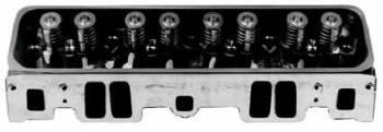 "GM Performance Parts - GM Performance Parts Vortec Cylinder Head - Vortec - Cast Iron - Assembled - 64cc Chamber - 170cc Intake Runner - SB Chevy - 3/8"" Rocker Studs - 1.94"" In, 1.50"" Ex Valves"