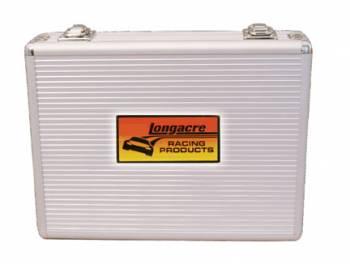 "Longacre Racing Products - Longacre Foam Lined Hard Case - 9-1/2"" x 7"" x 2"""