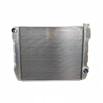 "Griffin Thermal Products - Griffin HP Series Aluminum Radiator - Chevy - 19"" x 24 x 3"" - 1.25"" Tubes"
