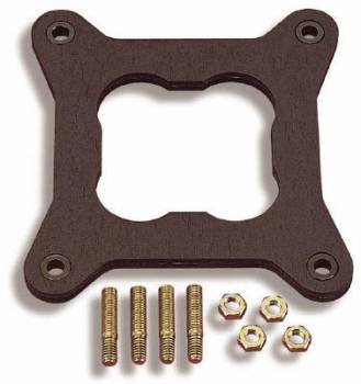 "Holley Performance Products - Holley Base Gasket 1.75 "" Bore Size .3125 "" Thickness Fits Holley 4160/4150 and Four Barrel TBI Flange Pattern"