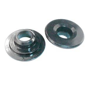 "Howards Cams - Howards 10° Chrome Moly Steel Retainers - 1.437""-1.450"" Single, Dual Springs - 1.435"" x 1.070"" x .700"""
