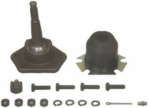 Moog Chassis Parts - Moog Upper Ball Joint - Bolt-In - Greasable - Chevy, GMC - Pickup, SUV, Van - 73-95 Chevy, GMC Truck - Fits Impala, Chevell, Camaro (Raises Roll Center)