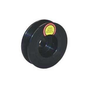 "Jones Racing Products - Jones Racing Products Alternator V-Belt Drive Pulley - 3.5"" O.D."