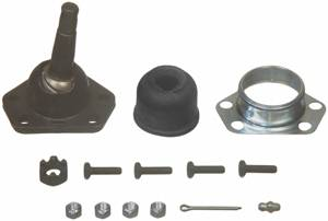 Moog Chassis Parts - Moog Upper Ball Joint - Bolt-In - Greasable - Buick, Chevy, Oldsmobile, Pontiac - 64-72 Chevelle - Malibu, 70-72 Monte Carlo