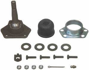 Moog Chassis Parts - Moog Upper Ball Joint - Bolt-In - Greasable - Buick, Chevy, GMC, Oldsmobile, Pontiac - 70-81 Camaro, 73-88 Chevelle - Malibu - Monte Carlo, 71-96 Impala - Caprice