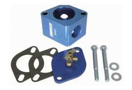 Moroso Performance Products - Moroso Water Neck Bleeder Kit - Billet Aluminum